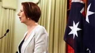 Thủ tướng Úc Julia Gillard