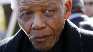 Ông Nelson Mandela