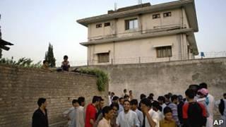 Дом бин Ладена в Абботабаде