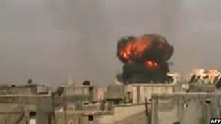 Homs (AFP)