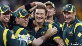 آسٹریلیا کی ٹیم