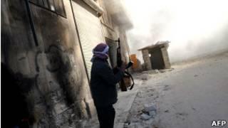 درگیری ها در ادلب