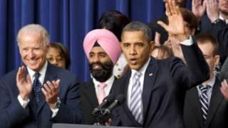 बराक ओबामा के साथ नवरुप