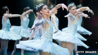 芭蕾舞表演