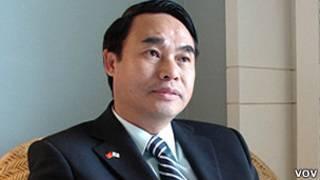 Thứ trưởng Ngoại giao Hồ Xuân Sơn