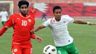 بازی بحرین و اندونزی