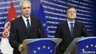Тадіч і Баррозу