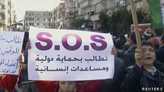 Biểu tình tại Syria