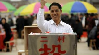 烏坎選舉引來國際間的普遍關注