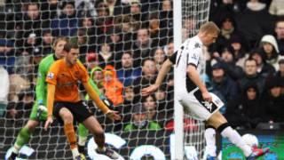Fulham iyo Swansea