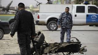 رجال أمن عراقيون
