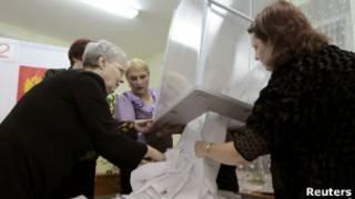 Российские выборы