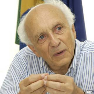Ex-ministro Rubens Ricupero | Foto: Divulgação/BBC