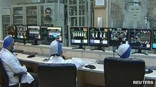 иранский ядерный объект
