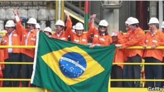 افتتاح منشأة نفط في البرازيل