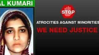 پاکستان میں اقلیتوں کی جانب سے شائع ایک اشتہار