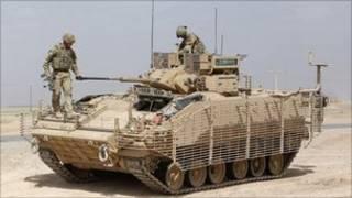 Abasirikare b'abongereza muri Afghanistani