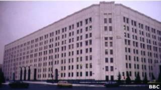 Здание минобороны России
