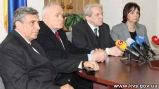Встреча немецких и украинских врачей
