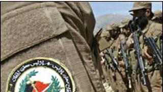پلیس محلی افغانستان