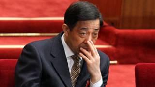 Ông Bạc Hy Lai tại phiên khai mạc kỳ họp Quốc hội