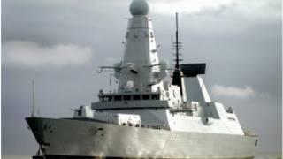 无畏号驱逐舰