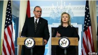 Ливия бош вазири Абдур Раҳим ал-Киб