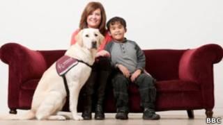 Perros para niños sordos