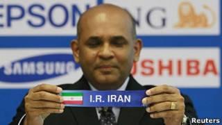 مدیر اجرایی کنفدراسیون فوتبال آسیا