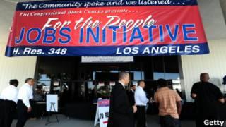 معرض للوظائف الجديدة في ولاية لوس انجلز