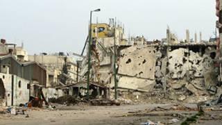 Barna a birnin Homs