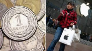 Polonia y Apple