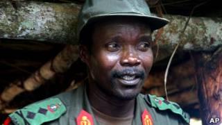 Joseph Kony   Foto: AP
