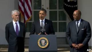 奥巴马宣布提出申诉