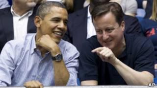 Obama dan Cameron
