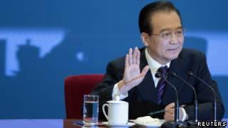 चीन के प्रधानमंत्री वेन जियाबाओ