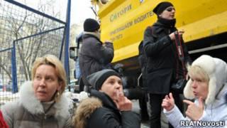 Татьяна Лазарева, Татьяна Догилева и Евгения Чирикова