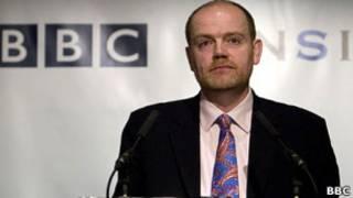 BBC前总裁马克·汤姆逊