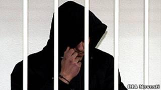 Бывший казанский участковый Ильшат Гарифуллин в суде