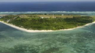 Đảo Thitu mà Philippines hiện đang chiếm giữ