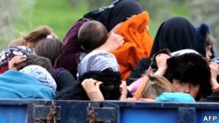 پناهجویان