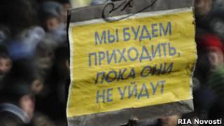 Лозунг оппозиции