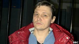 Казахстанский журналист Игорь Винявский