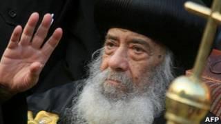 Главы коптской православной церкви папа Шенуда III