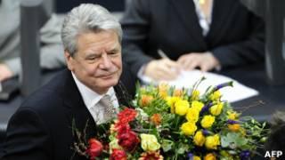 Новый президент Германии Йоахим Гаук