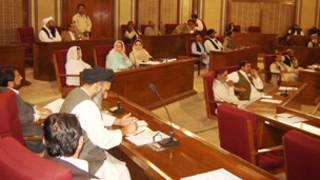 بلوچستان کی اسمبلی