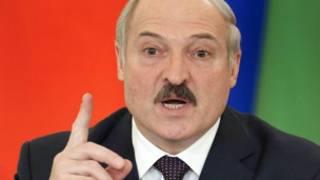 رئيس روسيا البيضاء