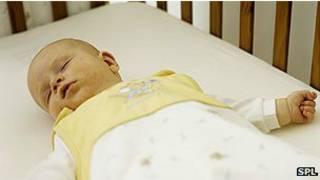 الموت المفاجئ للأطفال الرضع