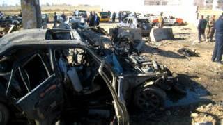 تفجير في العراق (ارشيف)