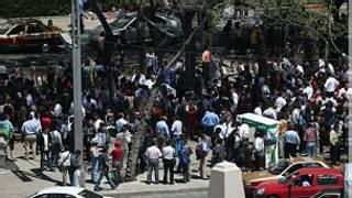 Girgizar kasa a Mexico